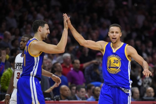 Warriors Looking to Set Record with 16th Win to Start Season