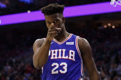 Jimmy Butler Free-Agency Odds: 76ers Favored over Nets, Rockets to Sign Star