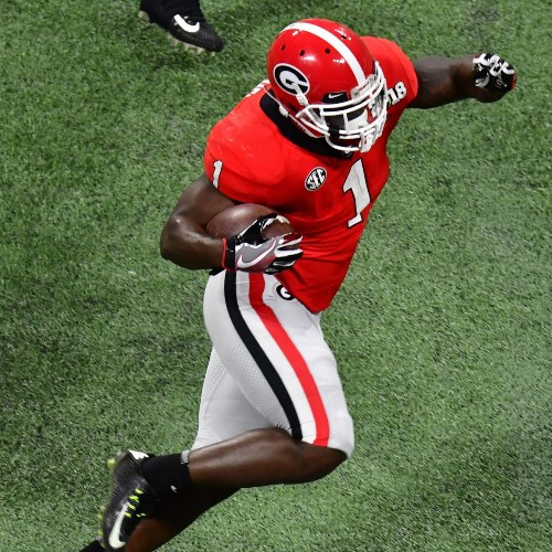 Simms: Patriots' RB Committee Is Officially Dead After Drafting Sony Michel
