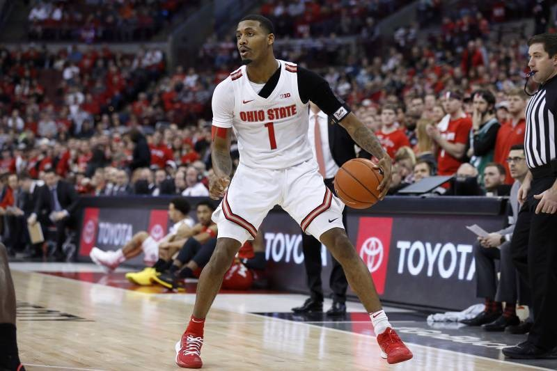 Luther Muhammad Transferring from Ohio State; Started 28 Games Last Season