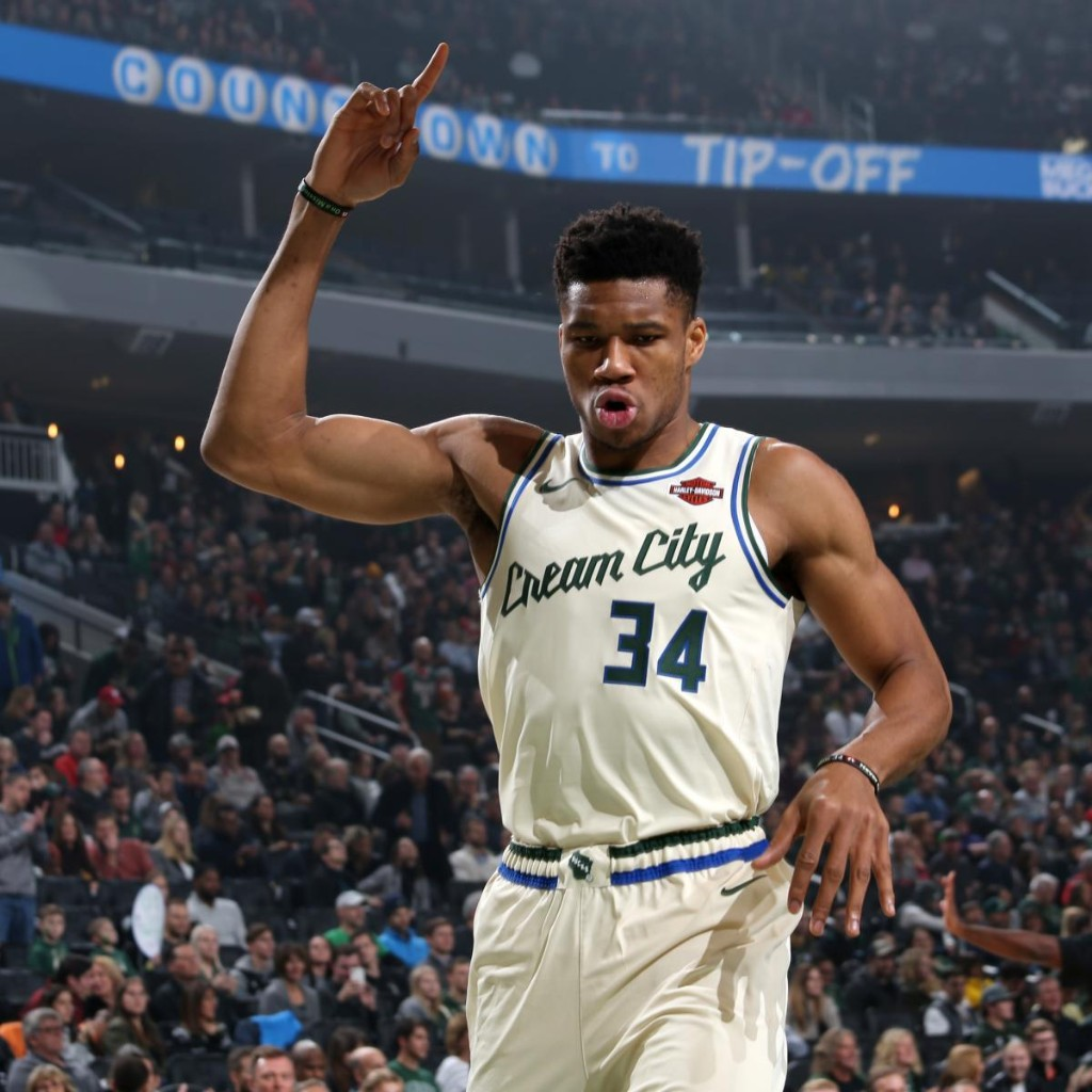 NBA Power Rankings: Bucks Leaving LeBron, Luka and the Raptors in the Dust