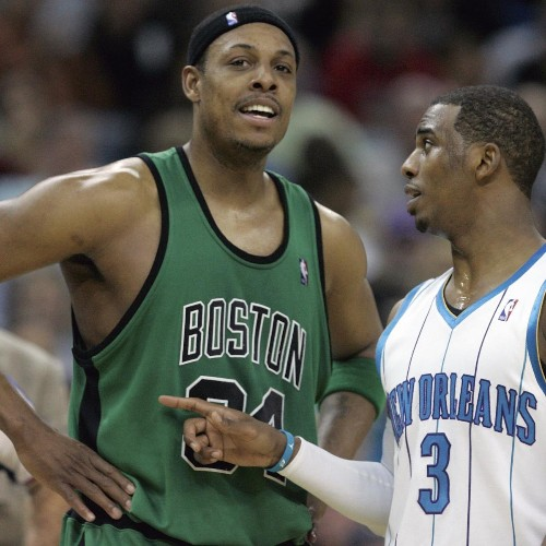 Celtics Reportedly Almost Traded Paul Pierce for Chris Paul in 2005