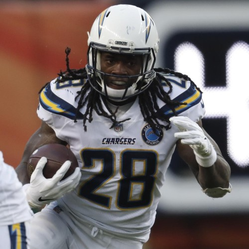 Report: Melvin Gordon Plans to Return to Chargers This Season Despite Holdout