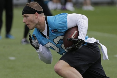 Jonathan Stewart Says No One in NFL Can Cover Christian McCaffrey 1-on-1