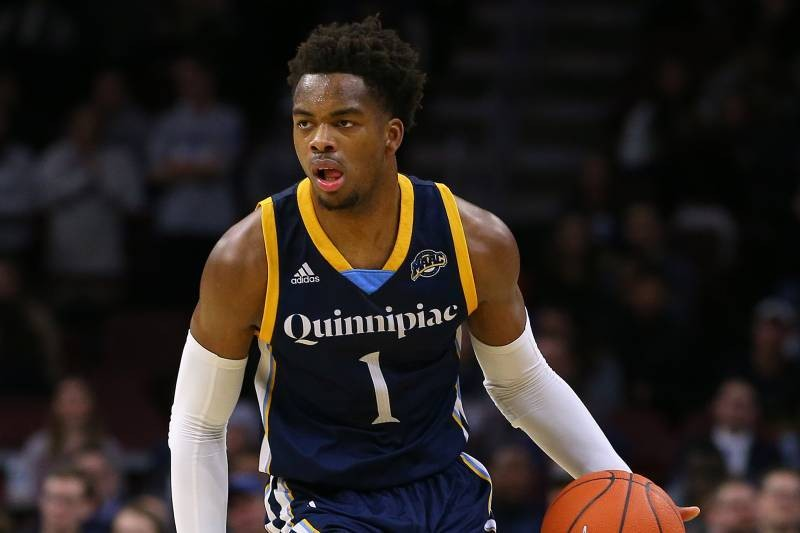 Quinnipiac's Cameron Young Drops 55 in Triple-OT Win; Most in D-1 Since 2008
