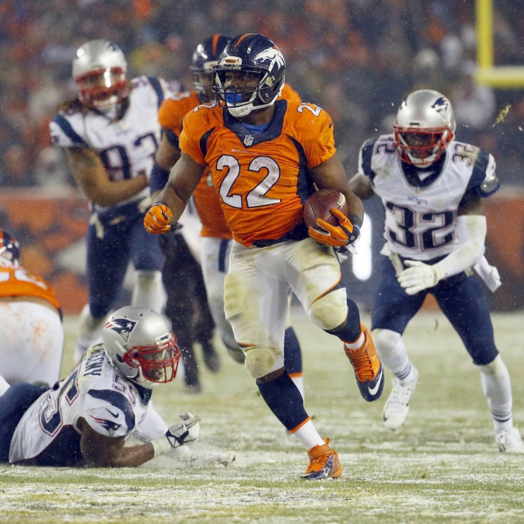 Patriots vs. Broncos: Score and Twitter Reaction for 'Sunday Night Football'