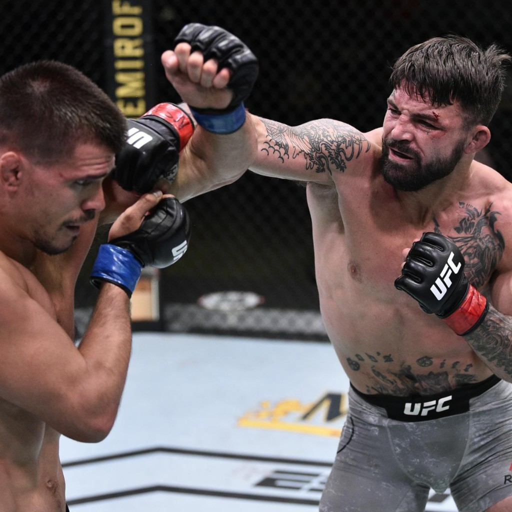 UFC News: Mike Perry Calls out Nate Diaz, Geoff Neal Eyes Tyron Woodley, More