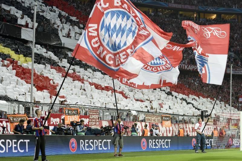 Bayern Munich Fan Group Threatens Walkout at Arsenal Champions League Game
