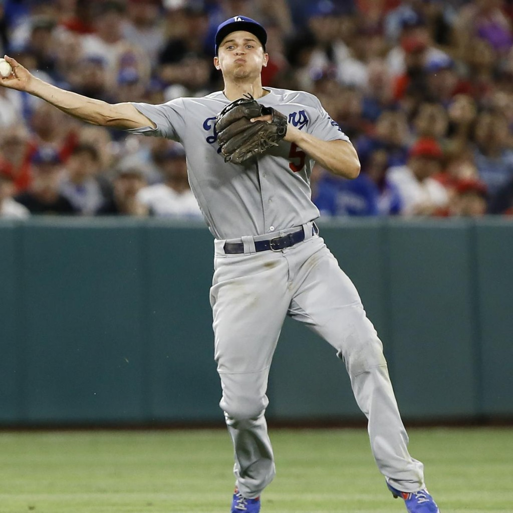Dodgers' Corey Seager Exits vs. Giants After Suffering Back Injury