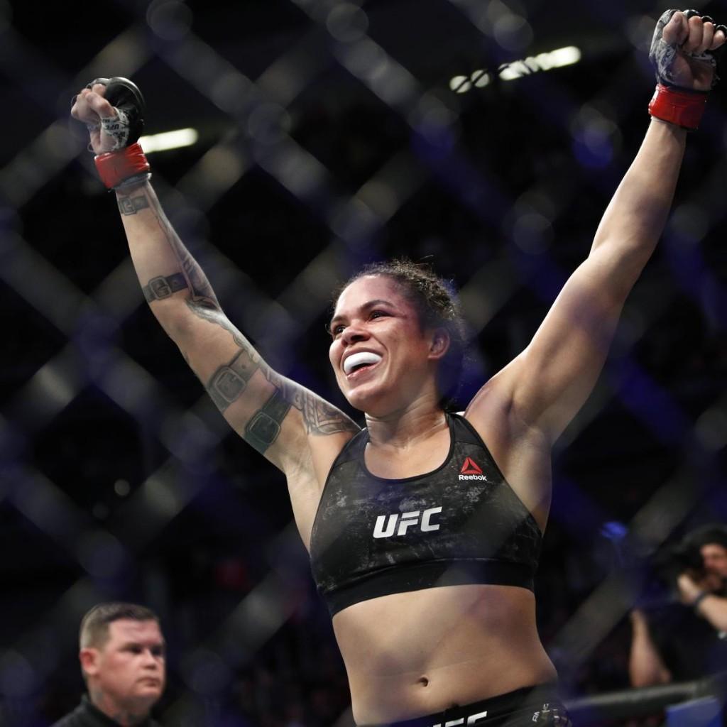 Amanda Nunes, Jon Jones Headline Fighters in UFC 4's Top-10 Player Ratings