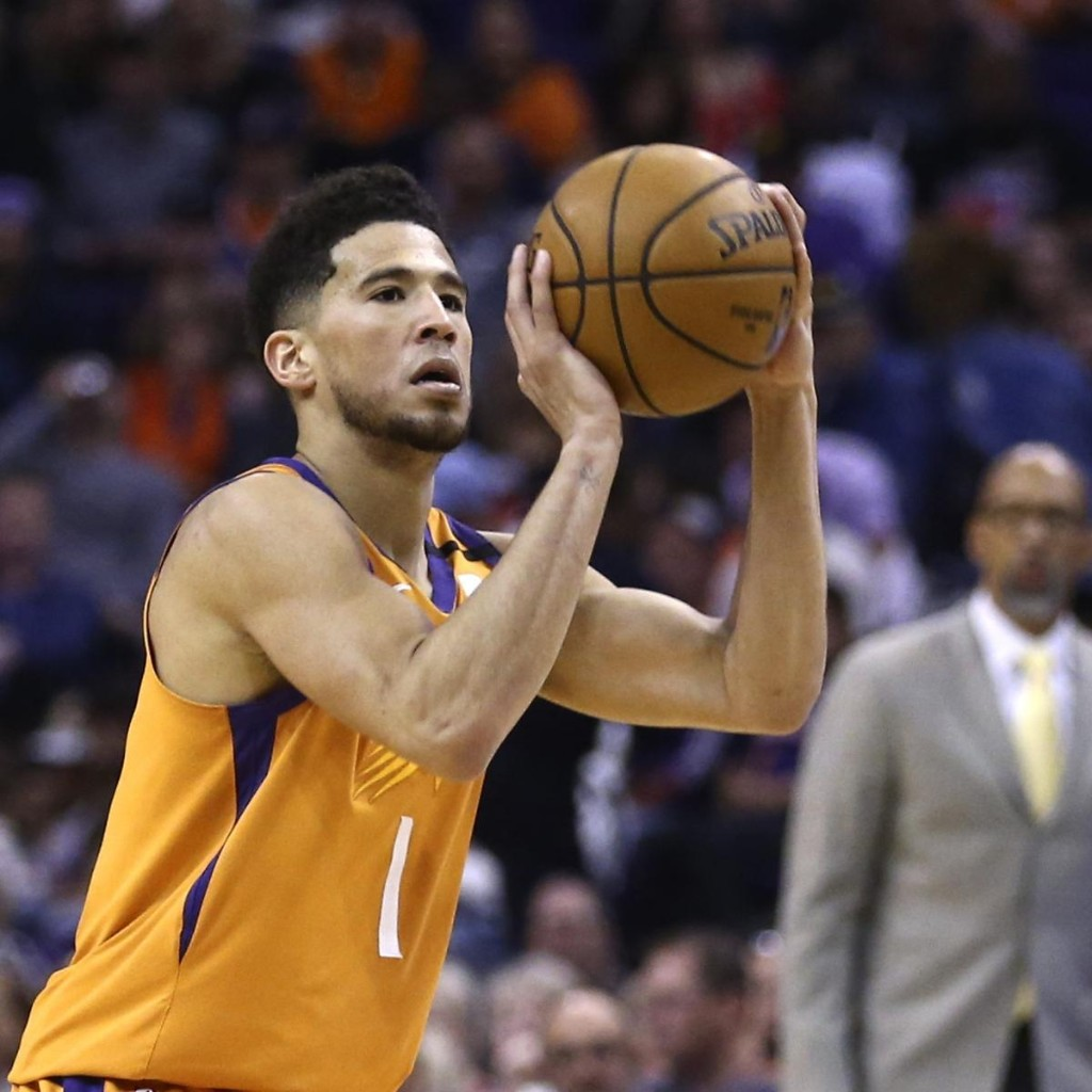 NBA Rumors: Latest on Devin Booker Trade Buzz, Gerald Green and Nets HC