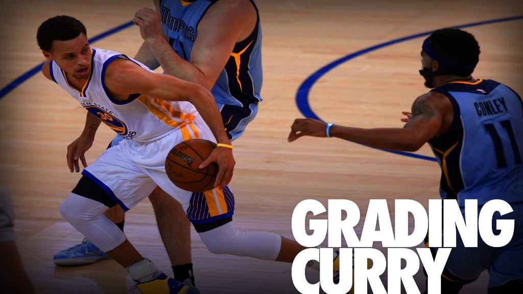 Steph Curry with the shot boy - Magazine cover