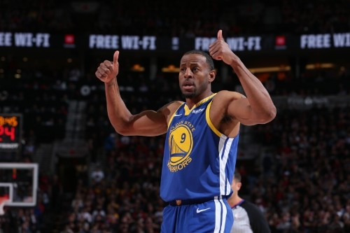 Warriors' Andre Iguodala: 'Career Is Almost Over; I'm About to Be Done Anyway'
