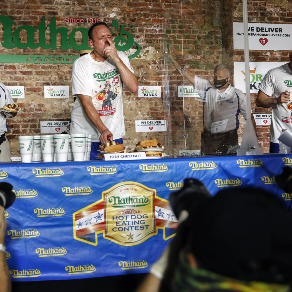 Nathan's Hot Dog Eating Contest 2020: Joey Chestnut's Final Stats, Prize Money