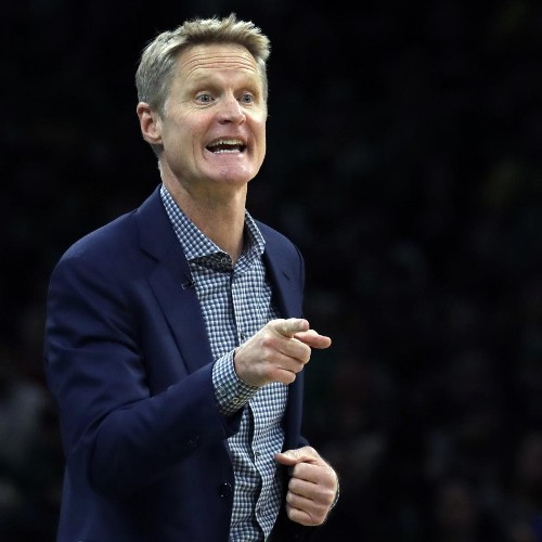 Steve Kerr on Rumors About Kevin Durant's Future: 'That's Part of the Deal'