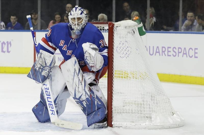 NHL Rumors: Latest on Henrik Lundqvist Trade, Connor Mackey Pursuit
