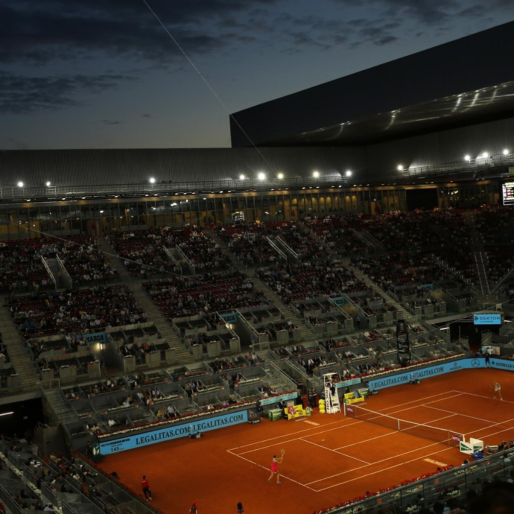 2020 Madrid Open Canceled Because of Coronavirus Pandemic