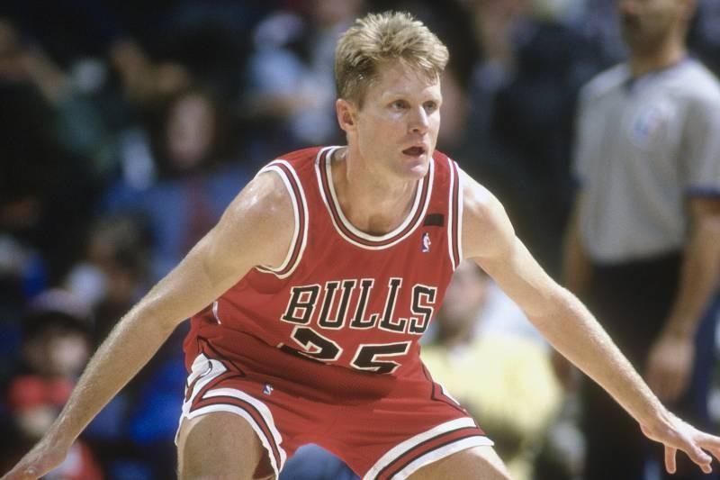 Steve Kerr Reveals What Phil Jackson Said After Michael Jordan Punched Him