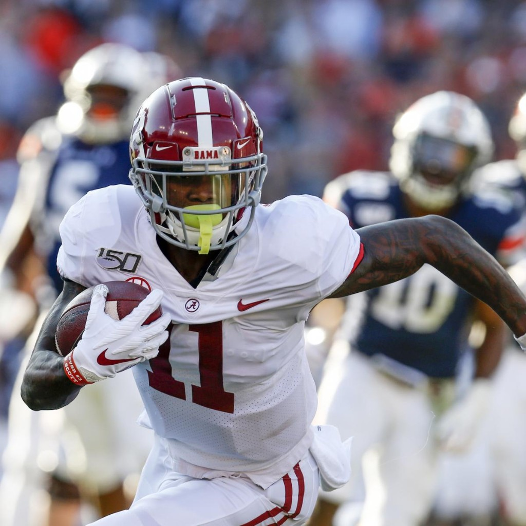 Raiders GM Mike Mayock on Drafting Henry Ruggs III: 'Speed Rules' in AFC West
