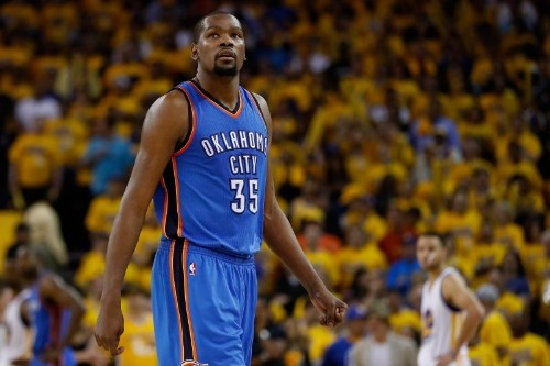 OKC Needs Durant to Be Better Than He's Ever Been If Warriors Are to Be Derailed