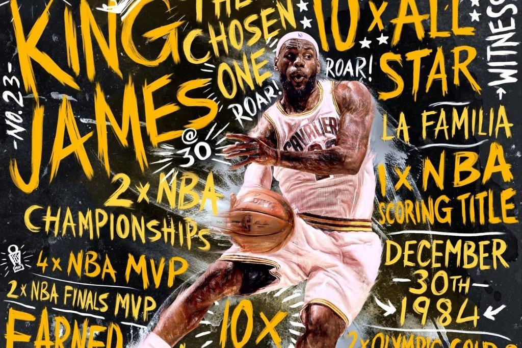 NBA News - Magazine cover