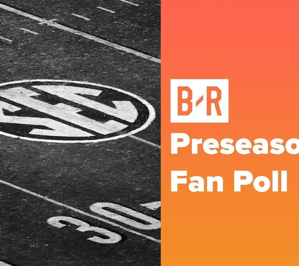 B/R SEC Preseason Poll 2020: Schedule and Rules for B/R App Users