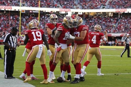 Jalen Hurd, Deebo Samuel Shine as 49ers Beat Cowboys in Preseason Week 1