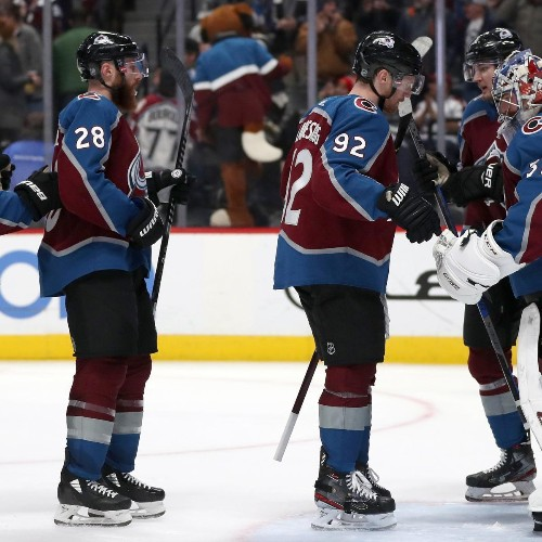 Colorado Avalanche Announce Player Has Tested Positive for the Coronavirus