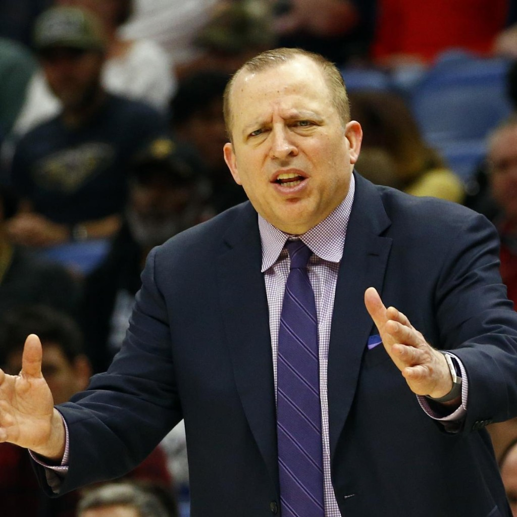 Tom Thibodeau Rumors: Knicks Had Official Interview for HC Vacancy