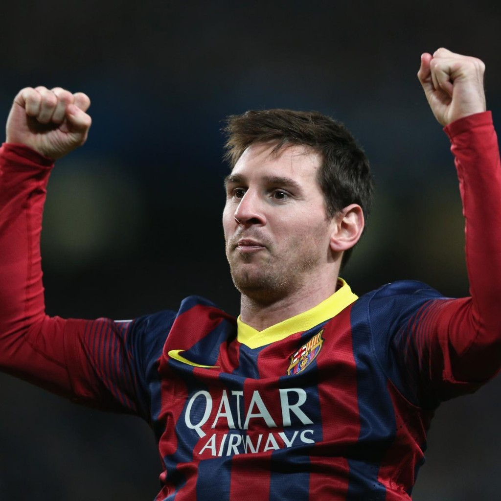 Messi Contract Dispute Could See Argentine Leave Barcelona