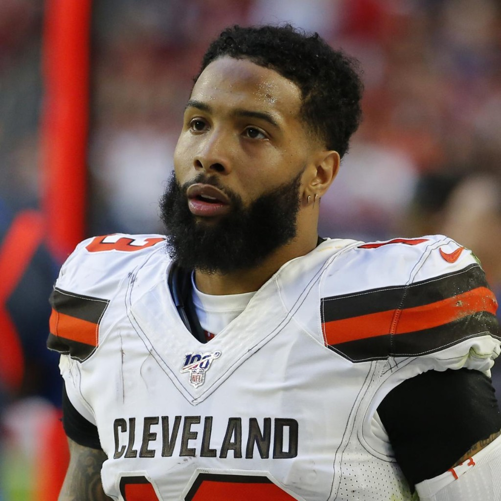 Browns' Odell Beckham Jr. Has 'Quit on Plays for Years,' NFL Coach Says