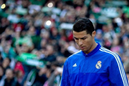 Cristiano Ronaldo's 'Out of Order' Gesture Reportedly Angered Real Madrid Bosses