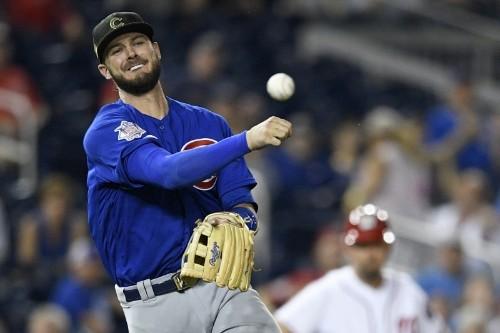 MLB Trade Rumors: Nationals Eye Cubs' Kris Bryant Amid Anthony Rendon FA