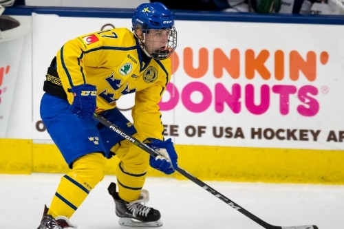 2018 NHL Mock Draft: 1st-Round Predictions and Top Prospects on the Rise