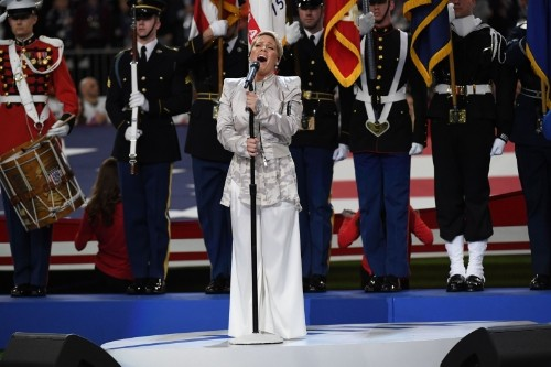 Super Bowl National Anthem 2018: Twitter Reacts to Pink's Performance