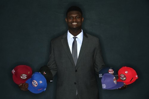 Video: Watch Stunned Zion Williamson React as Pelicans Win NBA Draft Lottery