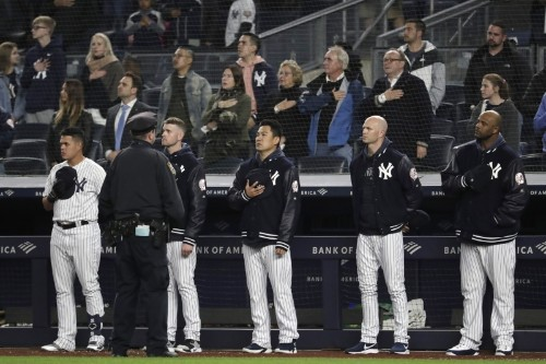 Yankees Suspend Use of Kate Smith's 'God Bless America' amid Racism Allegation