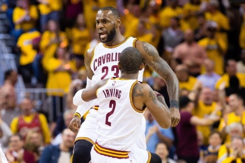 LeBron James Has Gone from Dominant to Officially Toying with the Competition