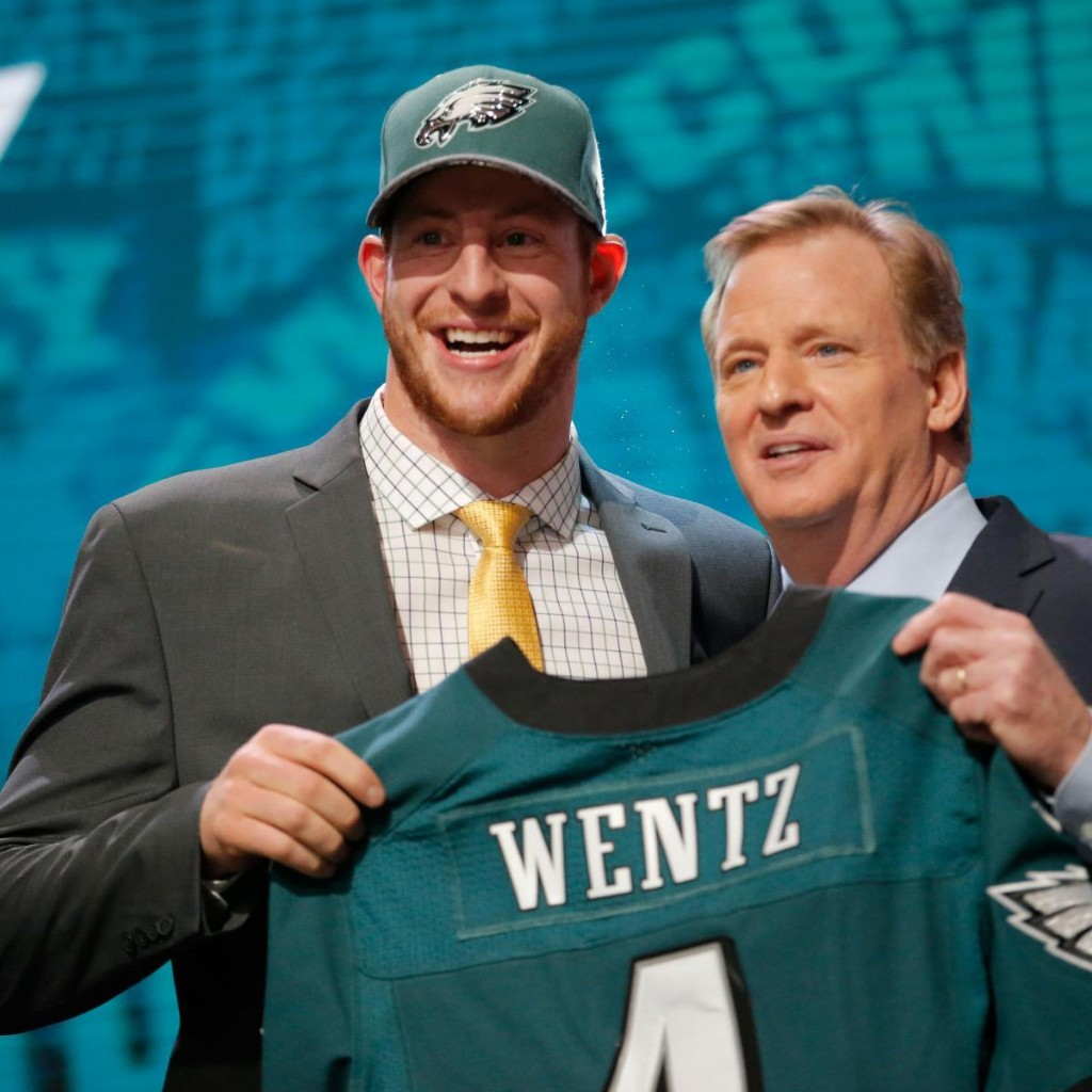 Re-Drafting the 2016 NFL Draft