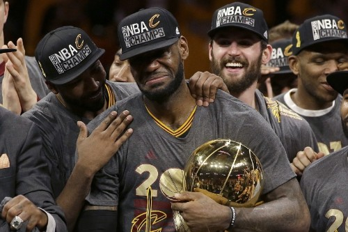 LeBron James Says Beating Warriors in 2016 Finals Made Him the GOAT