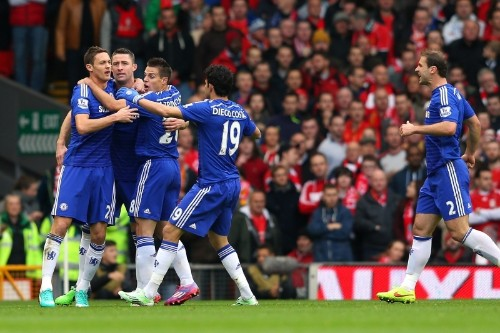 Premier League Table: Latest 2014 EPL Standings and Predictions for Matchday 12