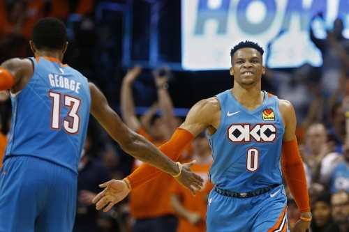 NBA Rumors: Latest Trade Buzz on Russell Westbrook, Andre Iguodala, More
