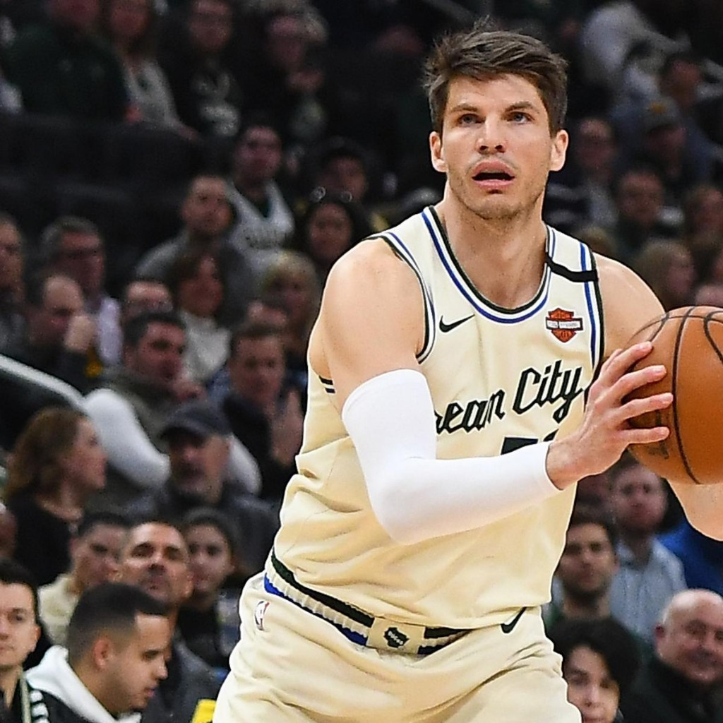 Report: Bucks' Kyle Korver to Wear 'Black Lives Matter' on NBA Restart Jersey