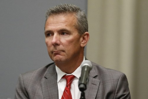 Urban Meyer Suggests in Text Messages That Zach Smith Almost Took Alabama Job
