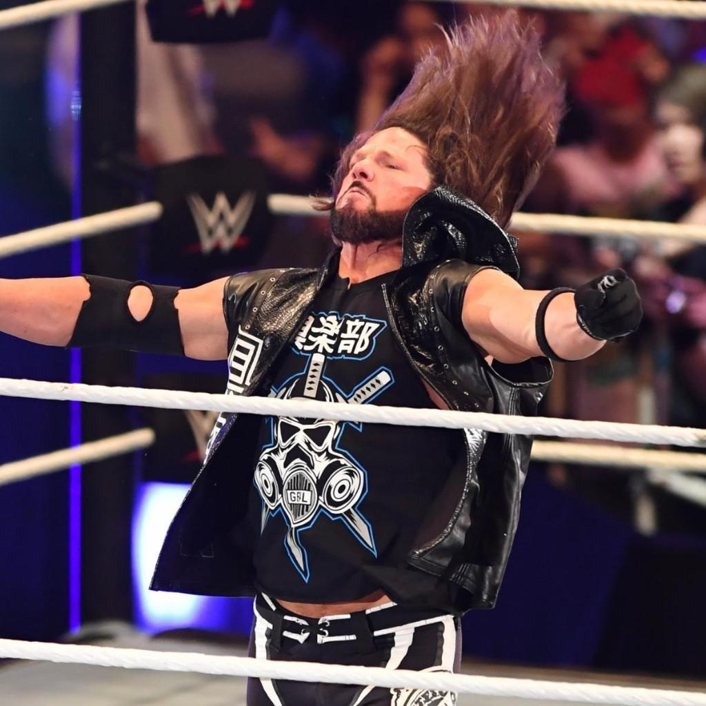WWE SmackDown Ratings Drop Sharply Despite AJ Styles, Matt Riddle Matches