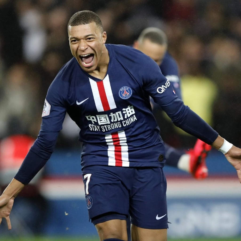 PSG's Kylian Mbappe Revealed as Cover Athlete for FIFA 21