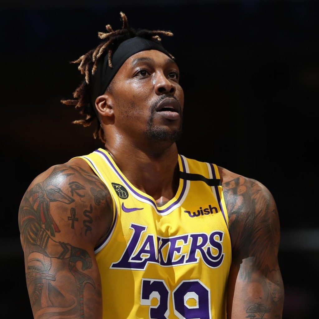Lakers' Dwight Howard Says Mother of Son Died Nearly 6 Weeks Ago