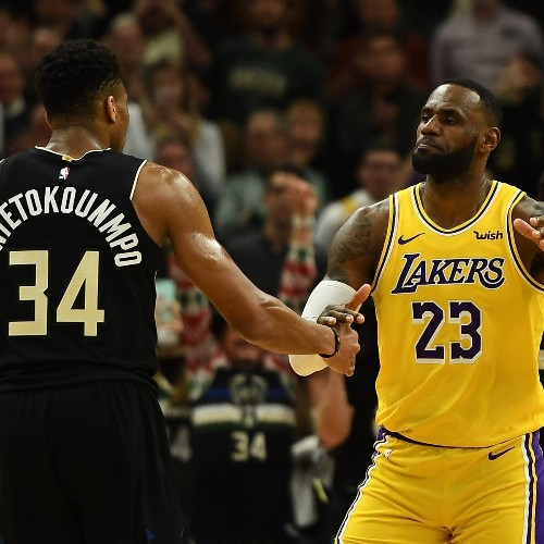 Would LeBron Take a Pay Cut for Giannis? LA's Superteam Dream Might Require It