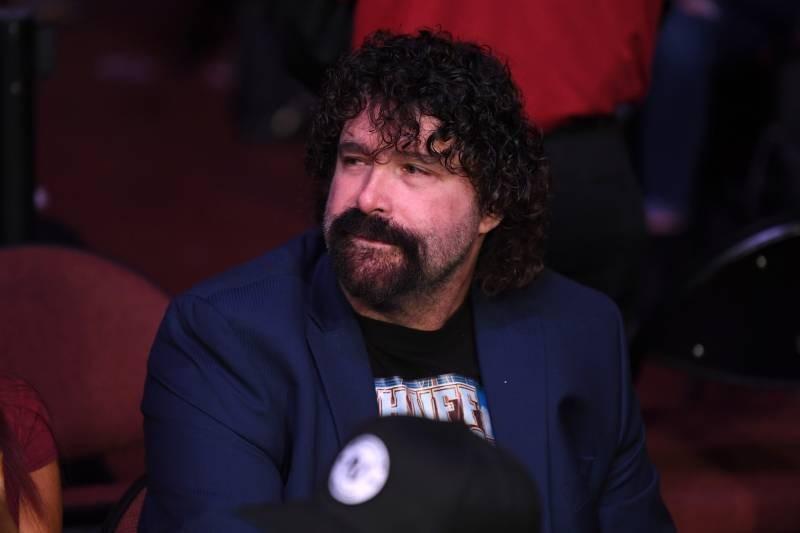Video: Mick Foley Asks to Be in Boneyard Match at WWE WrestleMania 37
