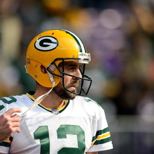 Aaron Rodgers Medically Cleared to Play vs. Panthers After Shoulder Injury